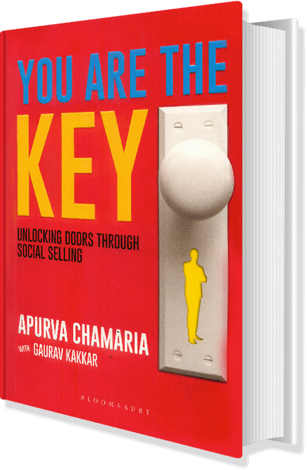 Book: You are the key