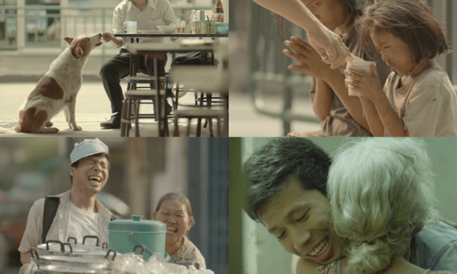 "The ""Unsung Hero"" ad from Thai Life Insurance"